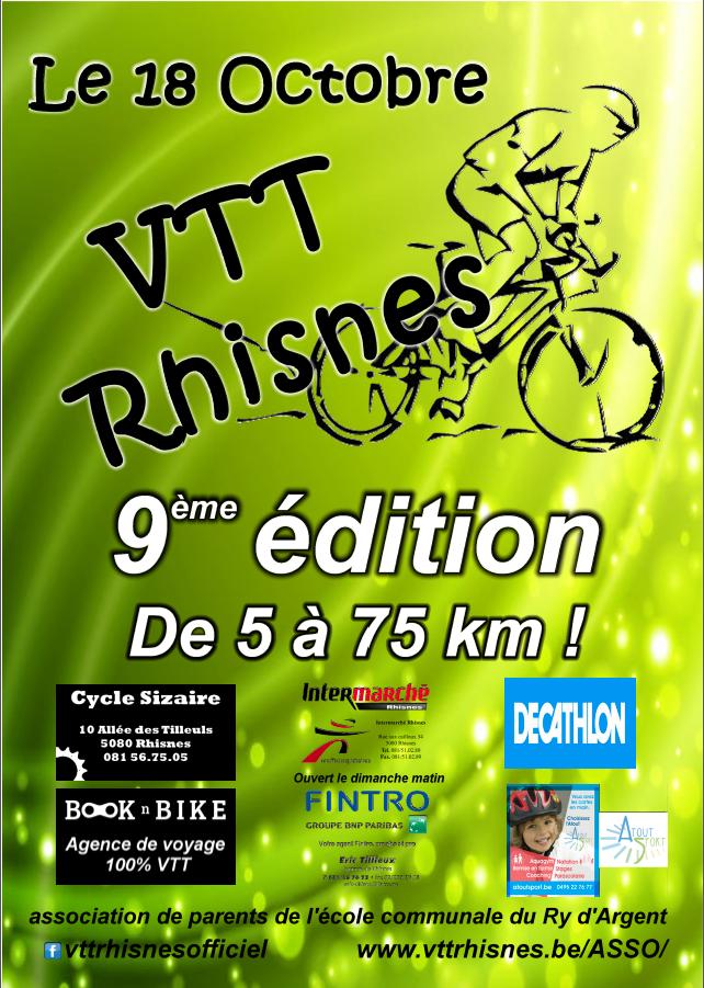 Affiche VTT 2015
