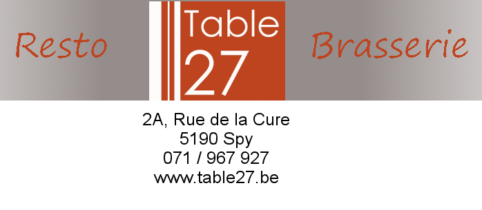 Table 27